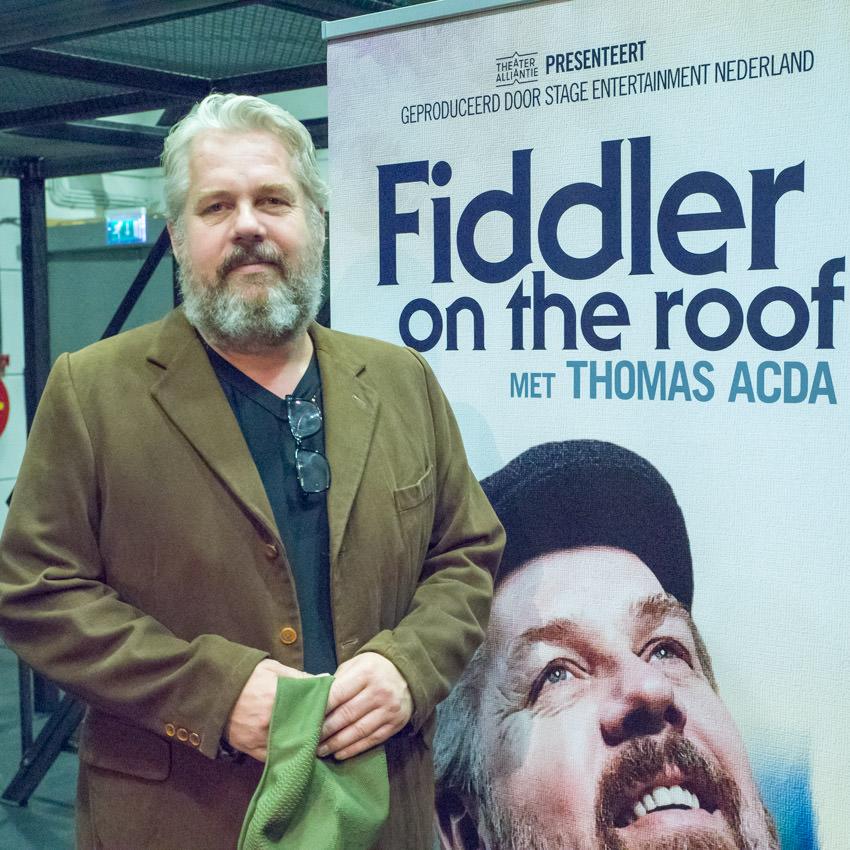 Fiddler On The Roof In Een Nieuw Jasje Gestoken