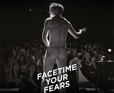Facetime your Fears in Boom Chicago