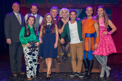 Tom's magische speelgoedwinkel - Superheldenmusical vol winterse magie