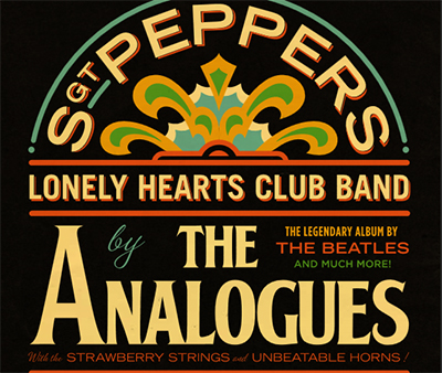 Het Uur van de Wolf: The Analogues – Sgt. Pepper's 50 jaar later