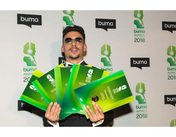 Buma_Awards_2018_Theater_Amsterdam_05-03-2018_Gwendolyne-0184